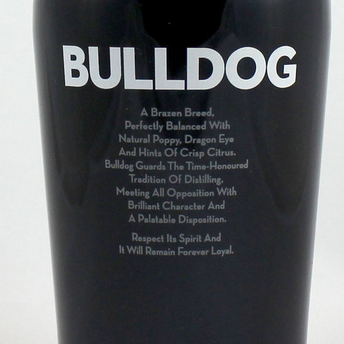 GIN BULLDOG - LONDON DRY
