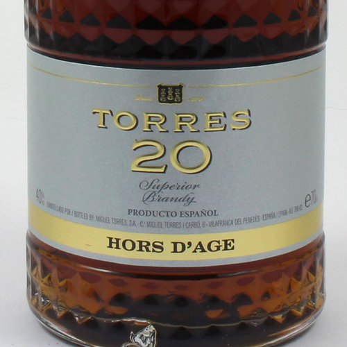 TORRES HORS D'AGE