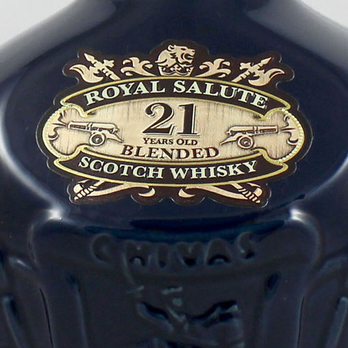 ROYAL SALUTE 21 YEARS