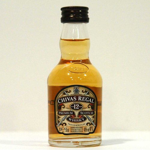 MINIATURA CHIVAS REGAL 12 YEARS