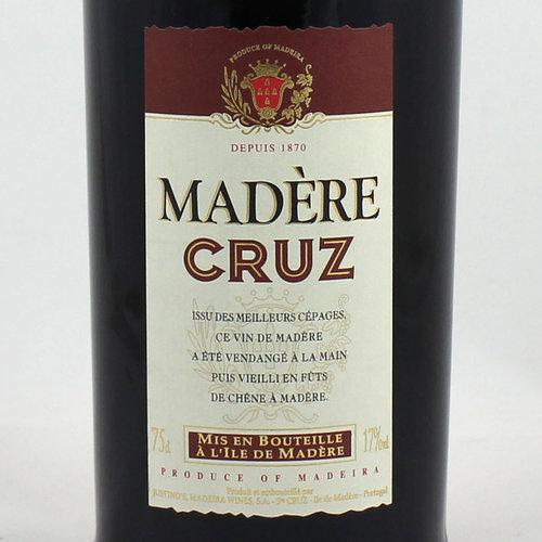 MADERE CRUZ 750 ml.