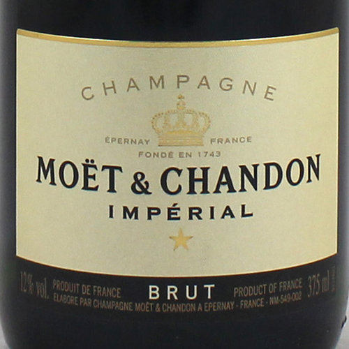 MOET & CHANDON IMPERIAL 375 ml