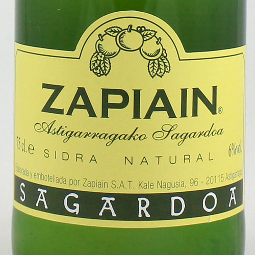 SIDRA NATURAL ZAPIAIN