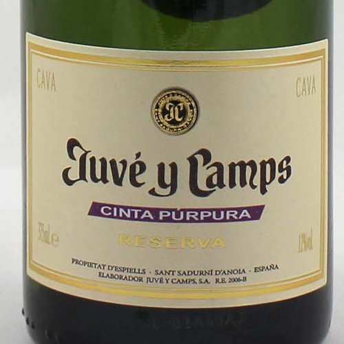 JUVE CAMPS RESERVA BRUT 375 ml