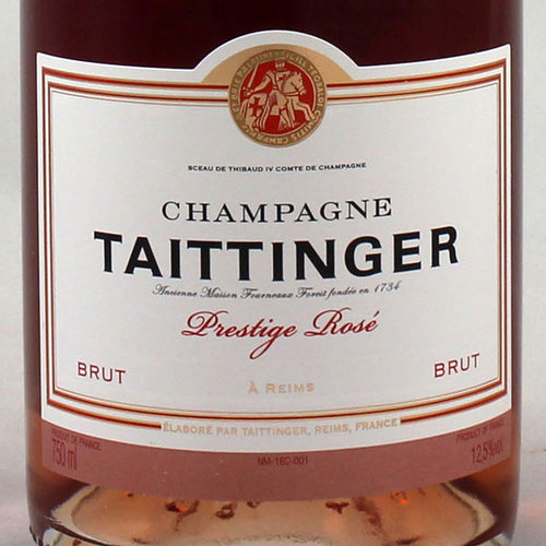 TAITTINGER ***  ROSE  ***