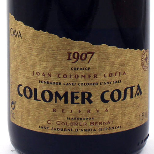 COLOMER COSTA BRUT NATURE