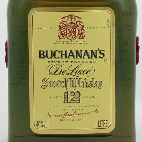 BUCHANAN S 12 YEARS