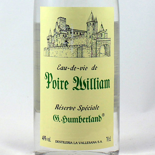 POIRE WILLIAM JUMBERLAND