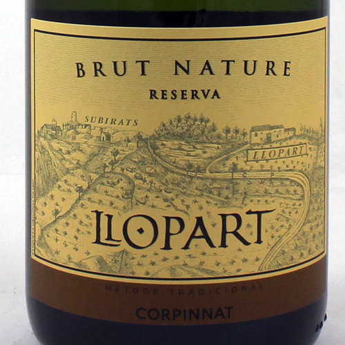 LLOPART BRUT NATURE ECO